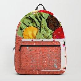 Spring bowl Backpack