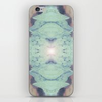 crystal iPhone & iPod Skins featuring Crystal by Margit Urva