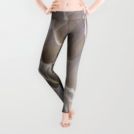 Plumes d'oie Leggings