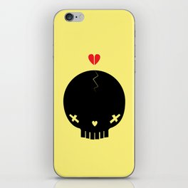 HEART BREAKER - ed. fact iPhone Skin
