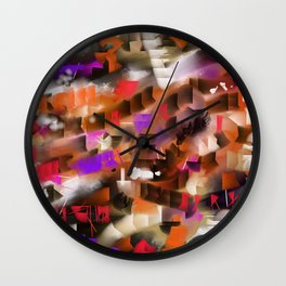 Confection Wall Clock