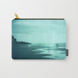 Perranporth Surfer Carry-All Pouch