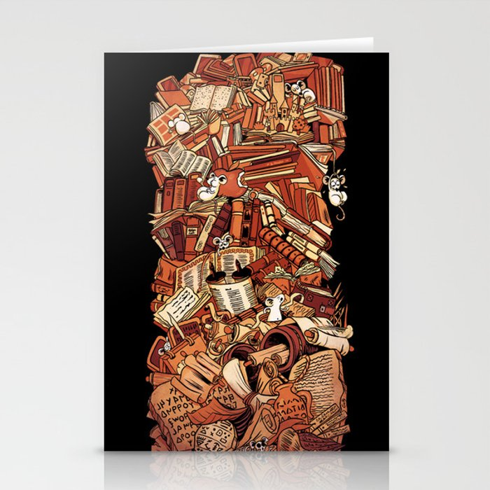 Book history Stationery Cards