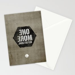 One More. Stationery Cards