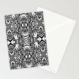 Tiki Totem Stationery Cards