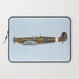 Supermarine Spitfire Laptop Sleeve