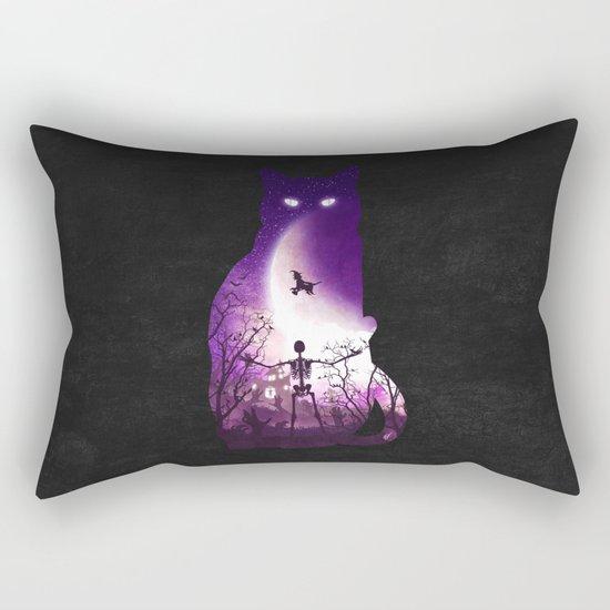 Fright Night Rectangular Pillow