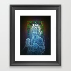 Marley's Christmas Carol Framed Art Print