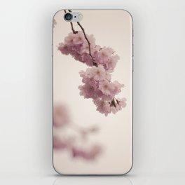 FOREVER SPRING iPhone Skin