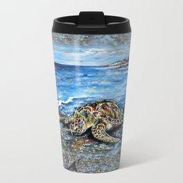 Beach Fantasy Travel Mug