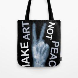 Rise Peace Tote Bag
