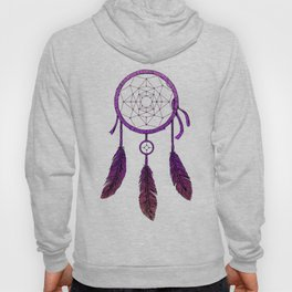 Purple Dream Catcher Hoody