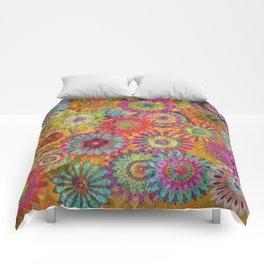 Mysterious Mandalas Comforters