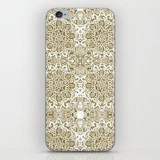 Moorish -henna iPhone & iPod Skin