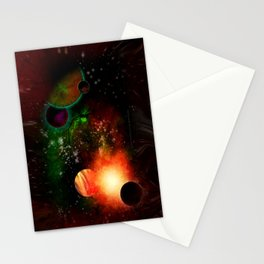 PLANET K1 - Class M - 149 Stationery Cards