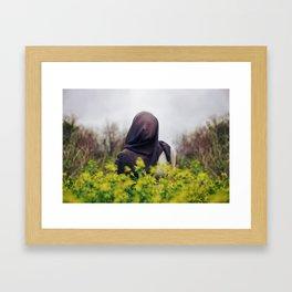 Mask - new Framed Art Print
