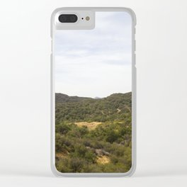 Lookout Point Two Clear iPhone Case