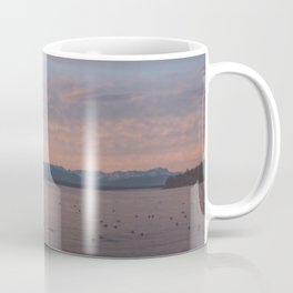 Starnbergersee at dawn Coffee Mug
