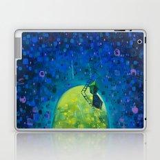 Oasis in the Urban Jungle Laptop & iPad Skin