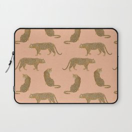 sunset leopards Laptop Sleeve