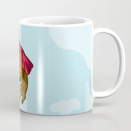 SuperDach Coffee Mug