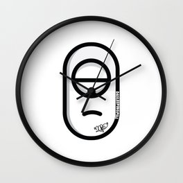 ..Medications (sleeping).. Wall Clock