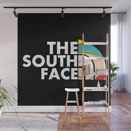 The south face Wall Mural