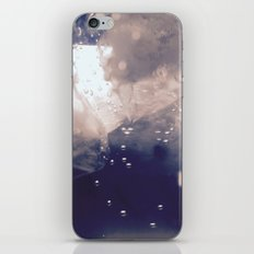 Blue Ice iPhone & iPod Skin