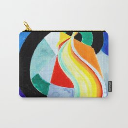 Robert Delaunay Propeller Carry-All Pouch