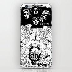 Queen - Épico iPhone & iPod Skin