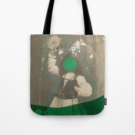 Tambourine Girl Tote Bag