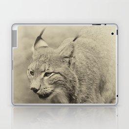beautiful lynx Laptop & iPad Skin