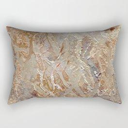 Tangled Branches Rectangular Pillow