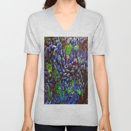 Mussels  Unisex V-Neck