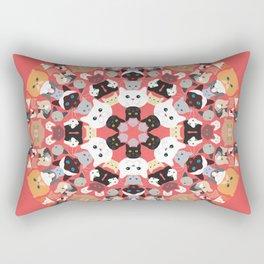 Catleidoscope Rectangular Pillow