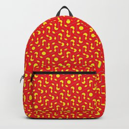 Squiggle Trails Backpack