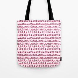 LOOP DE LOO Tote Bag