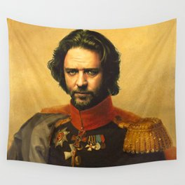 Russell Crowe - replaceface Wall Tapestry