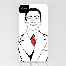 Salvador Dali Slim Case iPhone (4, 4s)