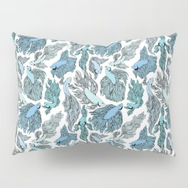 Free Flow Pillow Sham