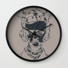 It's the POElice! Wall Clock
