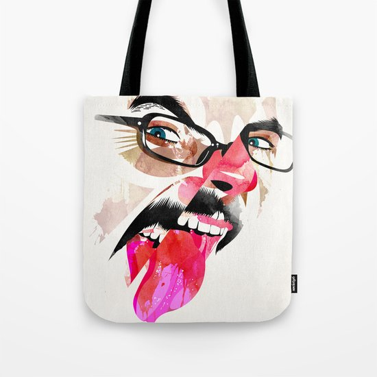 Lengua Tote Bag