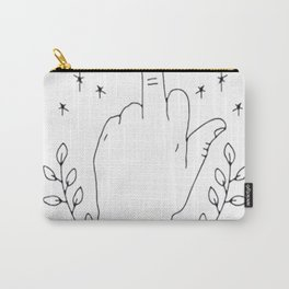 NOT YOUR BODY NOT YOUR BUSINESS Carry-All Pouch