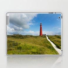 Schiermonnikoog Vuurtoren Laptop & iPad Skin