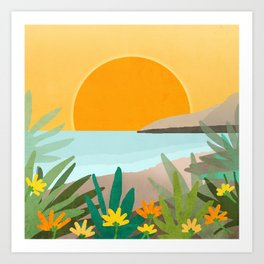 Essential Sunlight Art Print