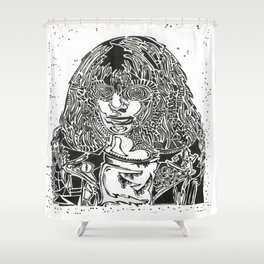 Joey  Shower Curtain