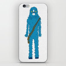 Bluebacca  iPhone & iPod Skin