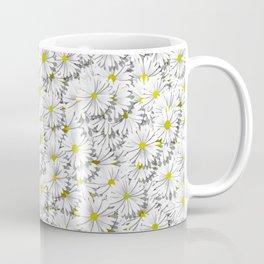 white daisy flowers Coffee Mug