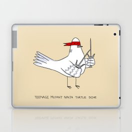 Teenage Mutant Ninja Turtle Dove Laptop & iPad Skin