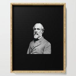 General Robert E. Lee USA Serving Tray